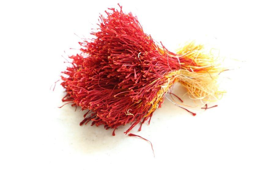 type of saffron