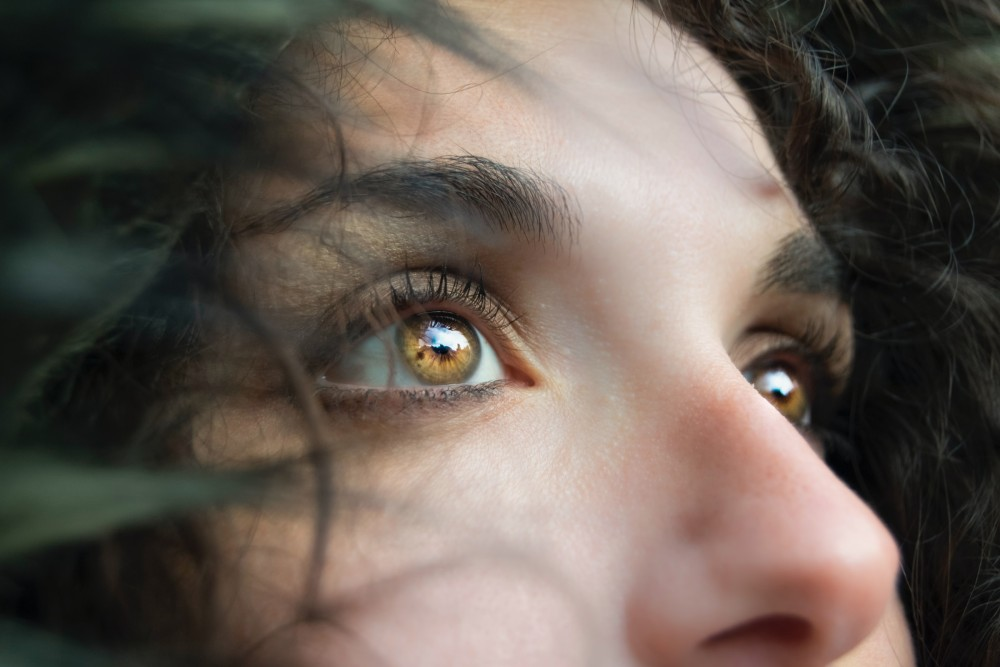 saffron and eyes health