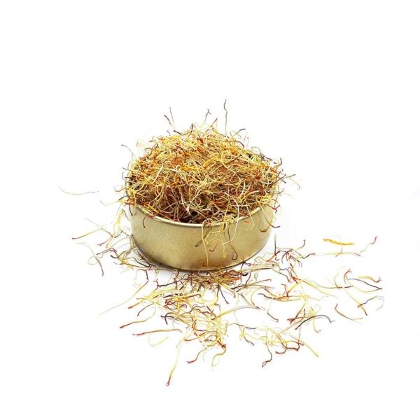 saffron root